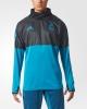 Ausbildung Sweatshirt Real Madrid Uefa Champions League Adidas Original Hybrid Top Men 2017 18