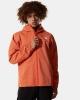 Cape shoulder Rain wind jacket The North Face QUEST hood Orange man