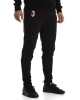 Pants MILAN Puma CASUAL Sweat Suit with zip pockets man 2018 19 Black