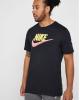 T-Shirt Freizeit Nike Freizeithemd Original Sportswear Man 2019 Black