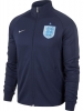 Training Jacket  England Blue Original Nike Authentic N98 Man 2017