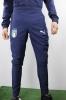 Italia FIGC Puma Pantaloni tuta Pants Blu Woven Peacoat 2018