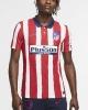 Fußballtrikot Atletico Madrid Nike Vapor Match Heimspieler AUSGABE 2020 21 Mann Rot Weiß