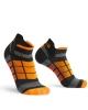 Oxyburn 1252 Levitate Calze calzini fantasmini Running Fitness Compressive