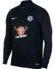 Trainings Sweatshirt Chelsea Nike Original Drill Top Schwarzer Mann 2018