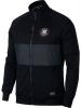 Nike Giacca Sportiva Sport Jacket Nero Sportswear Lifestyle