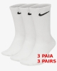 Nike Socks Everyday Unisex Original White