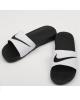 Nike Ciabatte Spiaggia Gomma Mare Piscina Doccia Flip Flops Bianco
