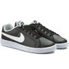 Sportschuhe Sneakers Original Nike Court Royale Sportswear Lifestyle Herren Schwarz