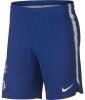 Chelsea Fc Nike Pantaloncini Shorts Dry Squad Blu 2018 19 Allenamento Training
