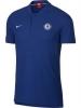 Chelsea Fc Nike Polo Maglia Grande Slam Sportswear Blu 2018 19 Cotone