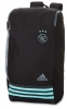 Ajax Amsterdam Adidas Zaino Bag Backpack tg Nero 2016 17