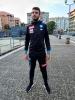 Napoli Kappa Tuta Rappresentanza Cappuccio ASTEOD Blu 2018 19