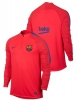 Squad Drill Top Barcellona Nike Felpa Allenamento Training Sweatshirt 2016 17