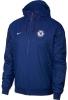 Sport Blazer Jacke Chelsea FC Nike Authentic Windrunner Herren 2018 19 Blau Original