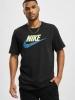 T-shirt Shirt Nike leisure time m nsw tee alt brand mark 12mo Man Black