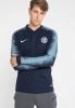 Chelsea Fc Nike Giacca Pre Gara Pre Match Jacket Blu Anthem 2018 19