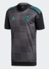 Training Shirt REAL MADRID adidas PRE MATCH Men's 2018 Black