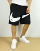 Shorts Nike SWOOSH JORDAN basketball Dri-FIT HBR Sportswear Man BLACK