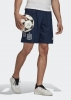Training shorts DOWNTIME Spain Adidas Euro 2020 bLU MAN ZIP POCKETS