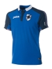 Sampdoria Joma Polo Short Sleeve Men Hotel königsblau 2016 17