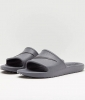 Nike Ciabatte Spiaggia Gomma Mare Piscina Doccia Flip Flops Grigio KAWA
