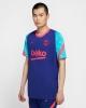 Training Jersey FC Barcelona Nike Breathe Strike Top 2021 Man Blue