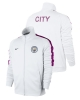 Pre-Match Jacket Manchester City Nike Franchise Man 2018 White