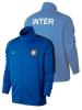 Inter fc Nike Giacca Pre Gara 2017 18 Authentic Pre Match Azzurro