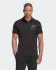 Polo All Blacks Rugby New Zealand adidas Supporters Cotton Man Black 2020 21