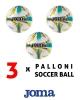 Joma DALI Palloni Football Calcio Allenamento Running Training
