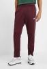 Nike Pantaloni tuta Pants Tribute Sportswear Amaranto Uomo