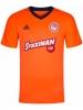 OLYMPIACOS OFC Adidas Maglia Shirt Match UOMO Arancione Climacool 2017 18 Away