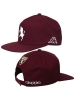 Cap Hat with Original Man Visor 2016 17 maroon Unisex