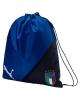 Italia FIGC Puma Sacca Rucksack Gymsack Borsa Unisex Azzurro 2018