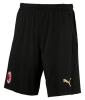 Training shorts AC MILAN Puma with zip pockets 2018 19 Original black