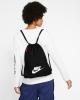 Heritage 2.0 Sportswear Nike Sacca Rucksack Gymsack Borsa tg Unisex Nero