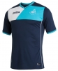 SWANSEA Joma Maglia Allenamento Training Uefa Europa League Blu 2016 17
