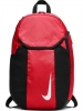 Backpack Nike Academy Team Lifestyle Unisex Sportswear  2019 20 Red Original