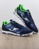 Football boots Shoes Joma SUPER REGATE 912 INDOOR Futsal Blue Original Man