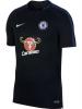 Chelsea Fc Nike Maglia Allenamento Training Nero Breathe Squad 2018