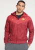 Sport Blazer Jacket AS Roma Nike Authentic Windrunner Men\'s 2018 19 Red Original