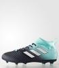 Adidas Scarpe da Calcio Ace 17.3 Primemesh FG Verde Nero con calzino