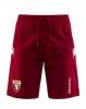 Bermuda shorts Fc Turin kappa presentation maroon 2017 18 man Official Cotton