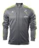 Real Madrid Adidas Fly Emirates Giacca Allenamento Training Anthem 2015 16