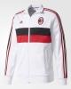 Ac Milan Adidas Giacca Allenamento Training 2017 18 Track Top 3 Stripes Bianco