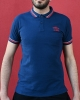 Polo Umbro Essential Cotton Sportswear short sleeves men Blue