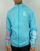 Presentation Suit Jacket REAL MADRID adidas Men 2020 21 Light Blue