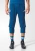 Shorts 3/4 Juventus Blau Heben adidas Mann 2017 18