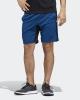 Sport shorts Adidas 4KRFT SPORT 3-STRIPES with pockets Blue men's